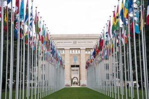 Datenraum Vereinte Nationen Frankreich