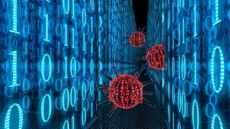 Datenraum Clouds Sicherheit Monitoring