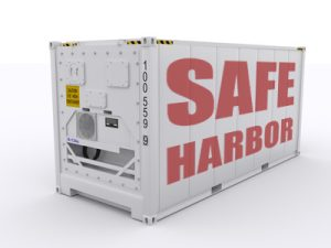 Datenraum Safe Harbor