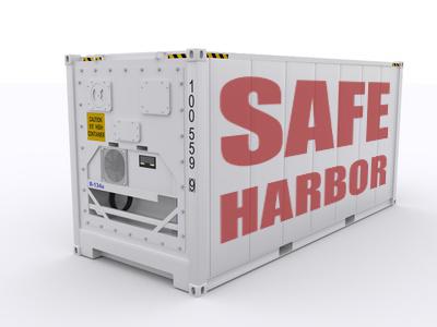 Datenraum Safe Harbor