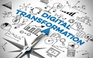 Digitale Transformation Datenräume